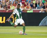 Jun 7, 2014 - MLS: Portland Timbers vs Real Salt Lake - Fanendo Adi Photo by Russell Isabella