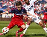 Apr 19, 2014 - MLS: New England Revolution vs Chicago Fire - Greg Cochrane Photo af Mike Dinovo
