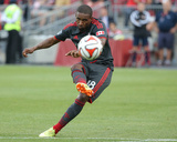 Jul 12, 2014 - MLS: Houston Dynamo vs Toronto FC - Jermain Defoe Photo by Tom Szczerbowski