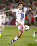 Aug 20, 2014 - MLS: Los Angeles Galaxy vs Colorado Rapids - Alan Gordon Photo by Isaiah J. Downing