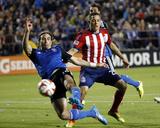 Apr 26, 2014 - MLS: Chivas USA vs San Jose Earthquakes - Alan Gordon, Bobby Burling Photo by Robert Stanton