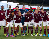 Aug 20, 2014 - MLS: Los Angeles Galaxy vs Colorado Rapids Photo by Isaiah J. Downing