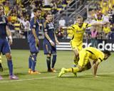 Aug 16, 2014 - MLS: Los Angeles Galaxy vs Columbus Crew Photo by Joseph Maiorana
