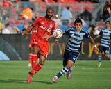 Jul 26, 2014 - MLS: Sporting KC vs Toronto FC Photo by Peter Llewellyn