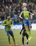 2014 MLS Western Conference Championship: Nov 30, LA Galaxy vs Seattle Sounders - Andy Rose Photo by Steven Bisig