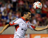 Aug 9, 2014 - MLS: D.C. United vs Real Salt Lake - Fabian Espindola Photo by Chris Nicoll