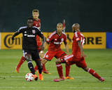 Jul 30, 2014 - MLS: Toronto FC vs D.C. United - Eddie Johnson Photo by Brad Mills