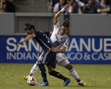 Aug 23, 2014 - MLS: Vancouver Whitecaps vs Los Angeles Galaxy - Russell Teibert Photo by Kelvin Kuo
