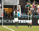 Aug 9, 2014 - MLS: Chivas USA vs Portland Timbers - Rodney Wallace Photo by Jaime Valdez