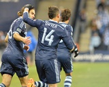 Mar 22, 2014 - MLS: San Jose Earthquakes vs Sporting KC - Dominic Dwyer Photo by Peter Aiken