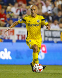 Jul 12, 2014 - MLS: Columbus Crew vs New York Red Bulls - Lloyd Sam Photo by Jim O'Connor