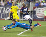Jul 26, 2014 - MLS: Columbus Crew vs New England Revolution - Steve Clark Photo by David Butler II