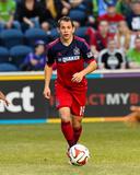 Jun 7, 2014 - MLS: Seattle Sounders vs Chicago Fire - Harrison Shipp Photo by Mike Dinovo