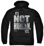 Hoodie: The Thing - Not Human Yet Pullover Hoodie