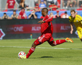 May 31, 2014 - MLS: Columbus Crew vs Toronto FC - Jermain Defoe Photo by John E. Sokolowski