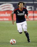 Sep 7, 2014 - MLS: Chicago Fire vs New England Revolution - Jermaine Jones Photo by Stew Milne
