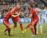Mar 15, 2014 - MLS: FC Dallas vs Sporting KC - Matt Hedges Photo by Peter Aiken