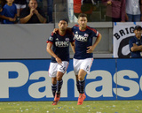 Jul 16, 2014 - MLS: New England Revolution vs Los Angeles Galaxy - Lee Nguyen Photo by Kirby Lee