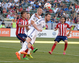 Mar 16, 2014 - MLS: Vancouver Whitecaps vs Chivas USA - Erick Torres Photo by Kirby Lee
