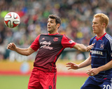 Mar 16, 2014 - MLS: Chicago Fire vs Portland Timbers - Diego Valeri Photo by Jaime Valdez