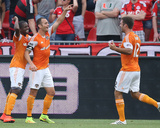 Jul 12, 2014 - MLS: Houston Dynamo vs Toronto FC - Brad Davis Photo by Tom Szczerbowski