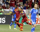 Jul 24, 2014 - MLS: Montreal Impact vs Real Salt Lake - Olmes Garcia Photo by Chris Nicoll