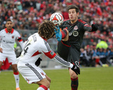 Mar 22, 2014 - MLS: D.C. United vs Toronto FC - Alvaro Rey Photo by Tom Szczerbowski