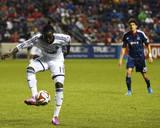 Jul 30, 2014 - MLS: Vancouver Whitecaps vs Chicago Fire - Darren Mattocks Photo by Mike Dinovo