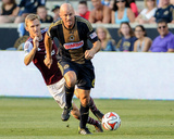 Jul 12, 2014 - MLS: Colorado Rapids vs Philadelphia Union - Conor Casey Photo by John Geliebter
