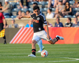 2014 MLS U.S. Open Cup: Jun 17, Harrisburg City Islanders vs Philadelphia Union - Cristian Maidana Photo by John Geliebter