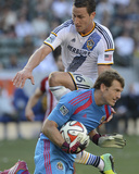 Jun 8, 2014 - MLS: Chivas USA vs Los Angeles Galaxy - Dan Kennedy, Rob Friend Photo by Jayne Kamin-Oncea