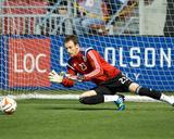 Oct 22, 2014 - MLS: Chivas USA vs Real Salt Lake - Trevor Spangenberg Photo af Russell Isabella