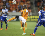 Apr 5, 2014 - MLS: FC Dallas vs Houston Dynamo - Boniek Garcia Photo by Troy Taormina