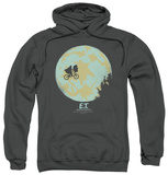 Hoodie: E.T. - In The Moon Shirts