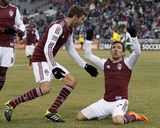 Mar 22, 2014 - MLS: Portland Timbers vs Colorado Rapids - José Mari, Vicente Sanchez Photo by Isaiah J. Downing