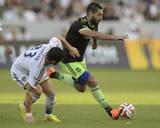 2014 MLS Western Conference Championship: Nov 23, Seattle Sounders vs LA Galaxy - Clint Dempsey Photo by Kelvin Kuo