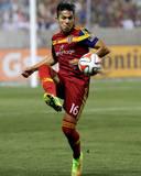 Aug 9, 2014 - MLS: D.C. United vs Real Salt Lake - Carlos Salcedo Photo by Chris Nicoll