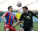 2014 MLS All Star Game: Aug 6, MLS All Stars vs Bayern Munich Photo af Scott Olmos