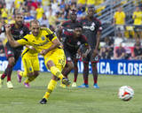 Aug 9, 2014 - MLS: Toronto FC vs Columbus Crew - Federico Higuain Photo by Trevor Ruszkowski
