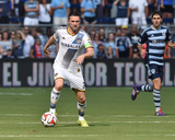 Jul 19, 2014 - MLS: Los Angeles Galaxy vs Sporting KC - Robbie Keane Photo by Peter Aiken