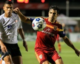 2014 MLS U.S. Open Cup: Jun 14, Real Salt Lake vs Atlanta Silverbacks - Tony Beltran Photo by Daniel Shirey