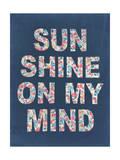 Sunshine on my Mind Posters par  Junk Food