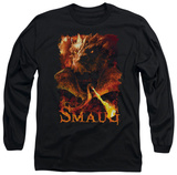 Long Sleeve: The Hobbit: The Battle of the Five Armies - Smolder Shirt