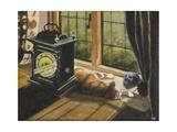 Tempus Fugit, 2003 Giclee Print by Margaret Hartnett