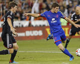 Aug 17, 2014 - MLS: Colorado Rapids vs D.C. United - Dillon Powers, Bobby Boswell Photo by Geoff Burke