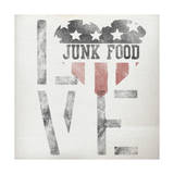 Love Prints by  Junk Food
