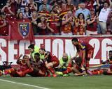 Aug 9, 2014 - MLS: D.C. United vs Real Salt Lake - Joao Plata Photo by Chris Nicoll