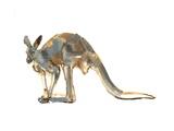 Ochre Dusted, (Red Kangaroo), 2012 Giclée-tryk af Mark Adlington
