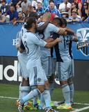 Jul 12, 2014 - MLS: Sporting KC vs Montreal Impact - Dom Dwyer Photo by Jean-Yves Ahern