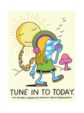Jeremyville: Tune In To Today Posters by  Jeremyville